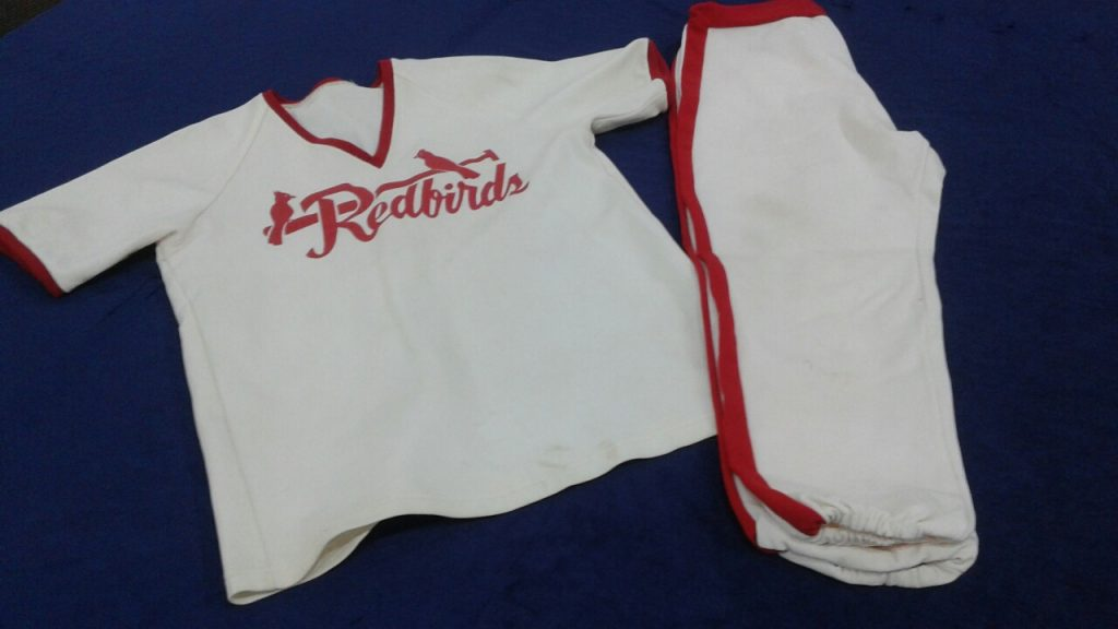 Redbirds Uniform Front