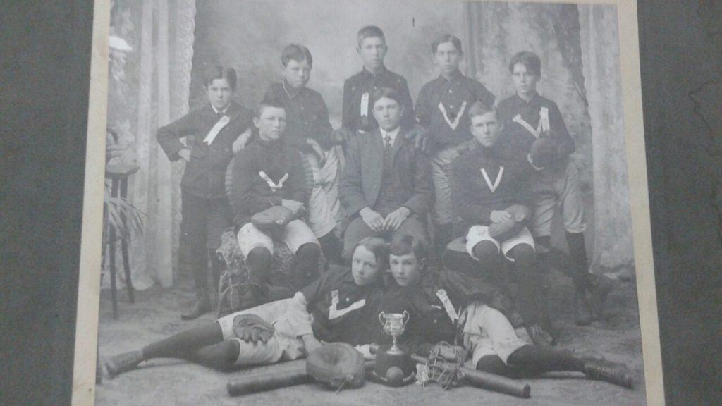 Victoria Baseball Team